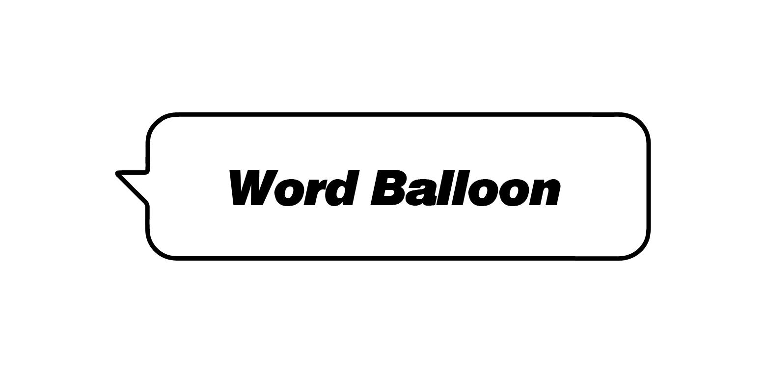 【公式】Word Balloon 吹き出しプラグイン